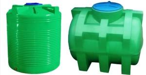 Пластикові баки для води
