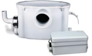 Установки каналізаційні побутові WCLIFT TM SPRUT