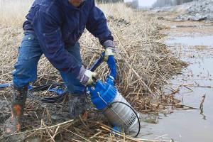Оптимально підбирати насос з параметрами частинок 5-20 мм, такий дренажник і коштує недорого, і з проблемами підтоплення впорається.