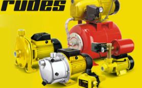 Насоси торгової марки «Rudes»