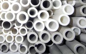 Переваги поліпропіленових труб над металевими
