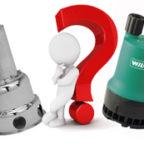 Каналізаційний чи дренажний насос? Як правильно вибрати?